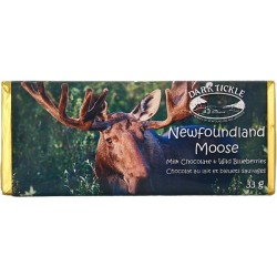Moose Chocolate Bar