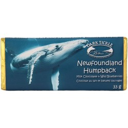 Humpback Chocolate Bar