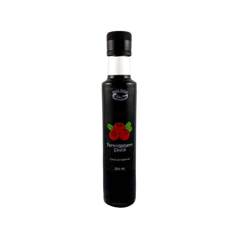 Partridgeberry Sauce Tall 250ml