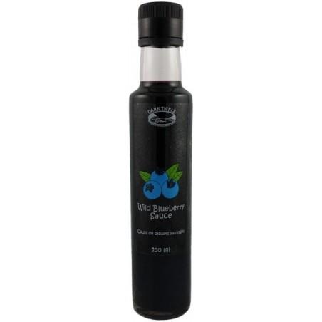 Wild Blueberry Sauce Tall 250ml
