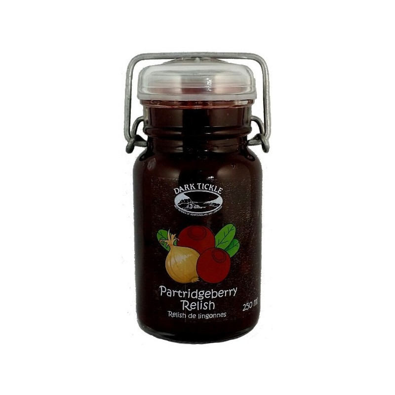 Partridgeberry Relish Old Fashioned 250ml