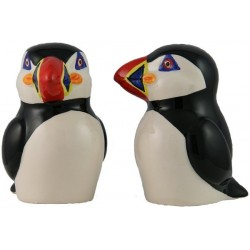 Puffin Salt & Pepper Shakers