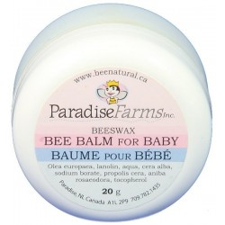 Beeswax Bee Balm for Baby