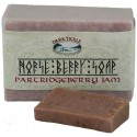 Dark Tickle Partridgeberry Soap