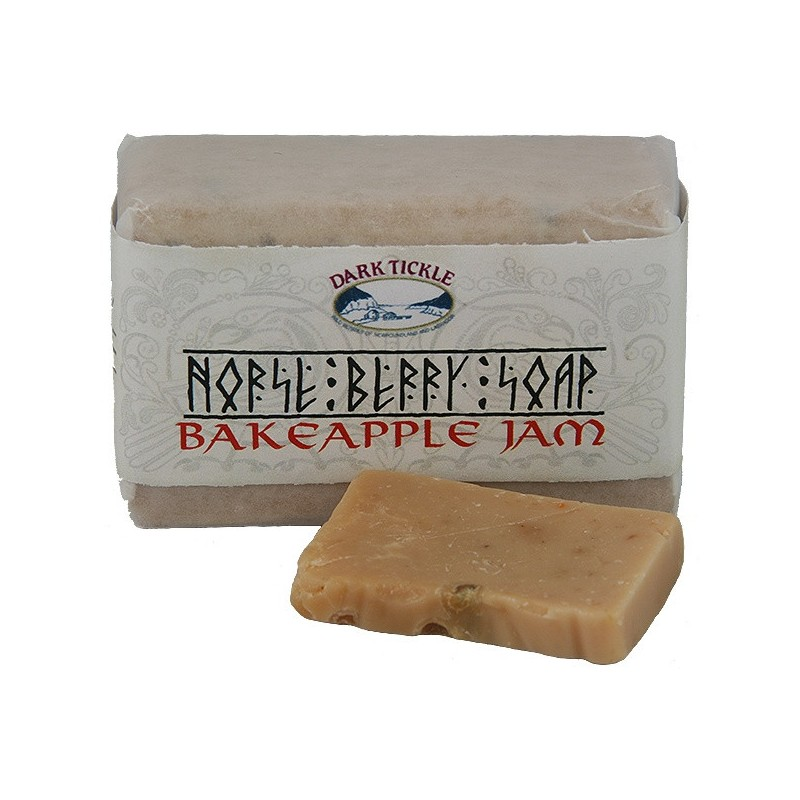 Dark Tickle Bakeapple Soap