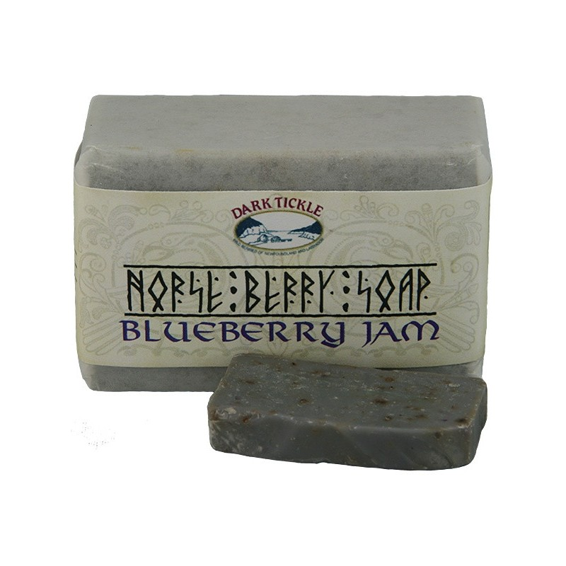 Dark Tickle Blueberry Soap