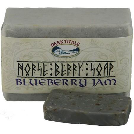 Dark Tickle Blueberry Soap