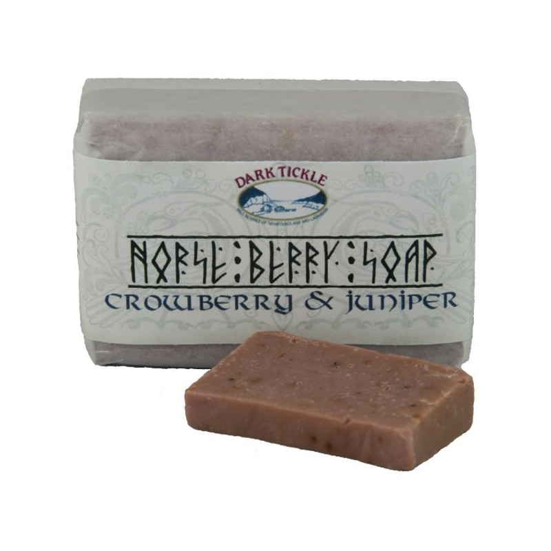 Dark Tickle Crowberry Juniper Soap