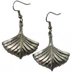 Viking Ship Earrings
