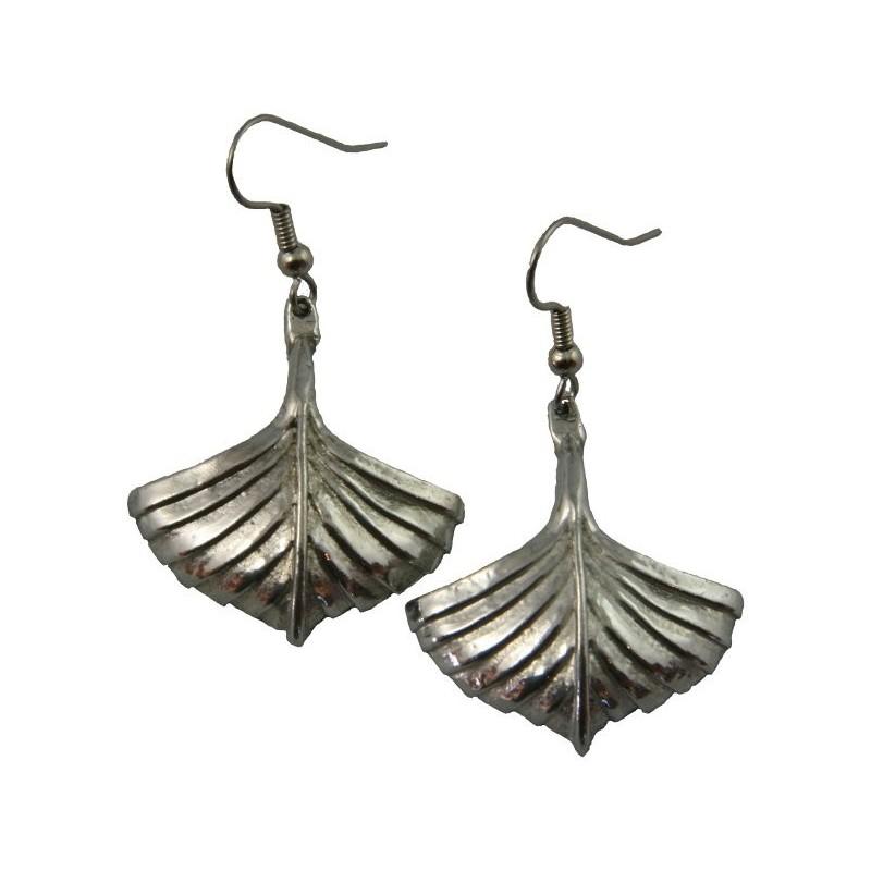 Viking Ship Earrings