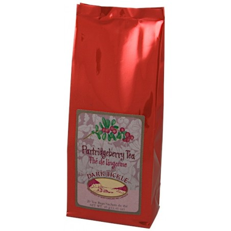 Partridgeberry Tea 20 Teabags 40g (1.41oz)