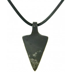 Spearhead Iron Pendant