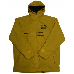 Dark Tickle Rain Jacket Yellow