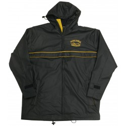 Dark Tickle Rain Jacket Navy
