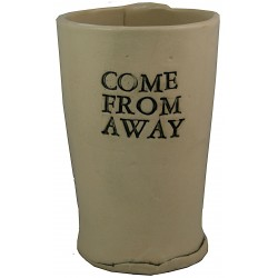 Come From Away Pint Glass