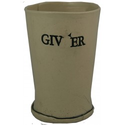 Giv'er Pint Glass