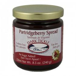 No Sugar Added Partridgeberry Spread 250ml (10.3oz)